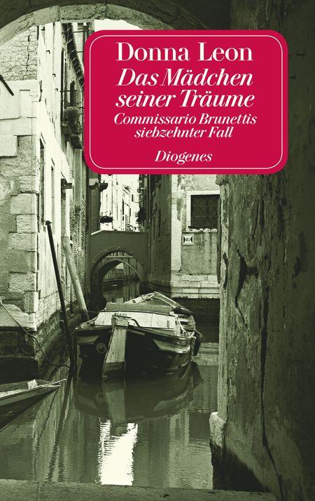 Das Mädchen seiner Träume: Commissario Brunettis siebzehnter Fall - Das Cover