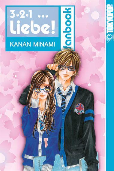 3,2,1... Liebe! Fanbook - Das Cover