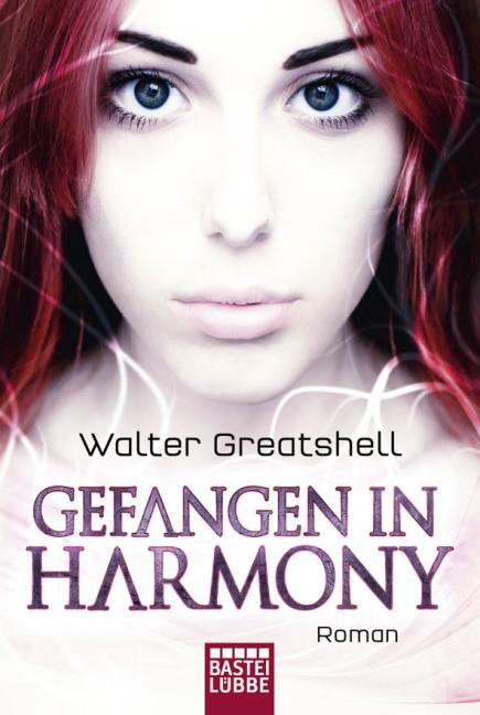 Gefangen in Harmony - Das Cover