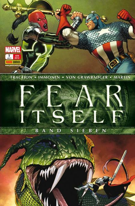 Fear Itself - Nackte Angst 7 - Das Cover
