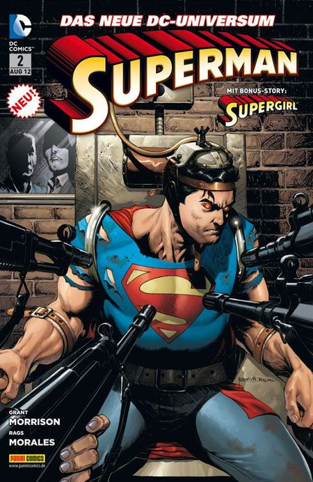 Superman 2 - Das Cover