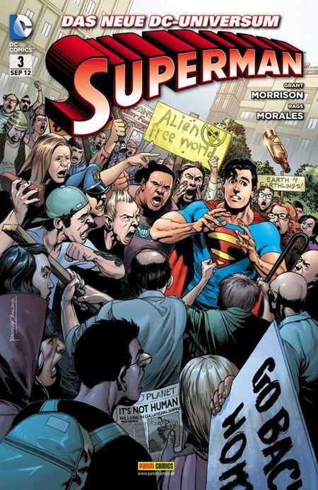 Superman 3 - Das Cover