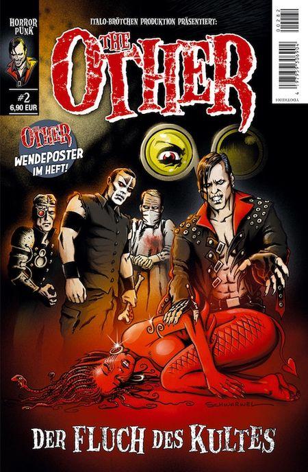 The Other - Der Fluch des Kultes - Das Cover