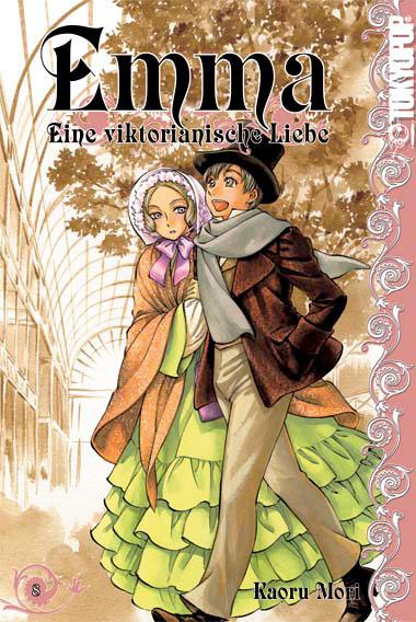 Emma - Eine viktorianische Liebe 8 - Das Cover