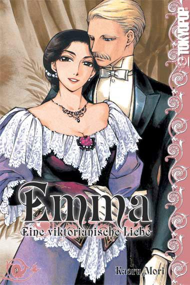 Emma - Eine viktorianische Liebe 9 - Das Cover