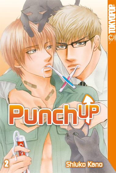 Punch up 2 - Das Cover