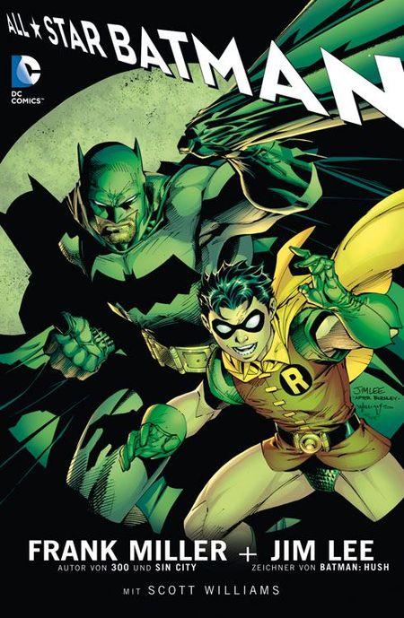 All Star Batman Collection SC - Das Cover
