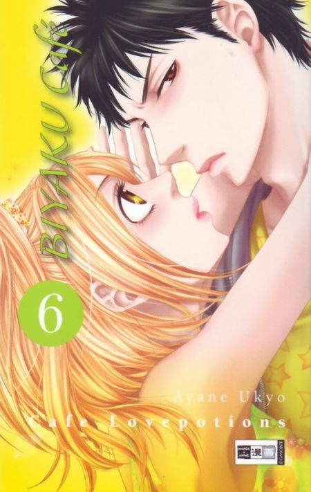 Biyaku Cafe 6 - Das Cover