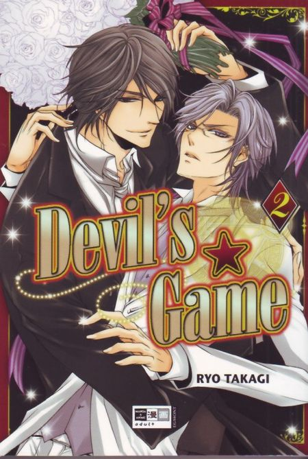 Devils Game 2 - Das Cover