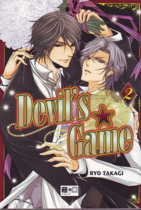 Devils Game 2 - Das Cover