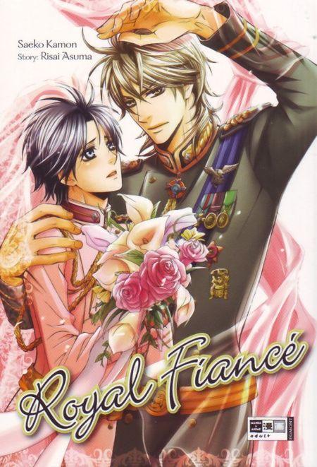 Royal Fiancé - Das Cover