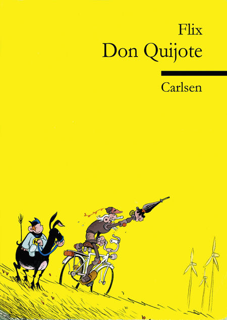 Don Quijote - Das Cover