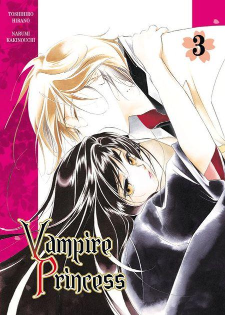 Vampire Princess 3 - Das Cover