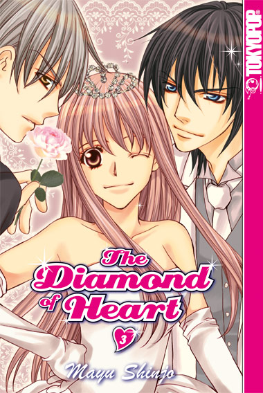 The Diamond of Heart 3 - Das Cover