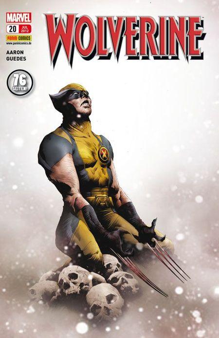 Wolverine 20 - Das Cover