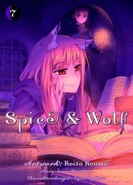 Spice & Wolf 7 - Das Cover