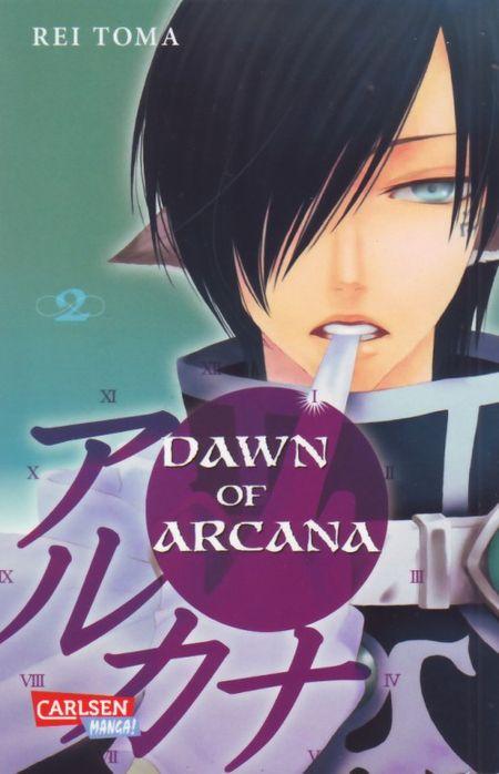 Dawn of Arcana 2 - Das Cover
