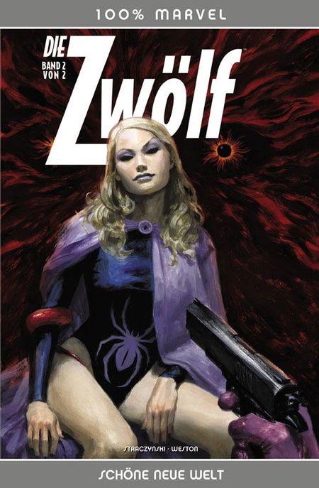 100% Marvel 63: Die Zwölf 2 - Das Cover