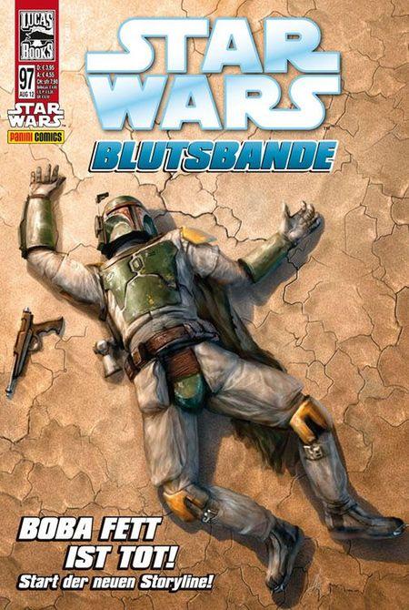 Star Wars 97: Blutsbande-Boba Fett ist TOT! - Das Cover