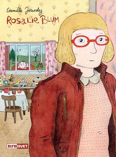 Rosalie Blum  - Das Cover