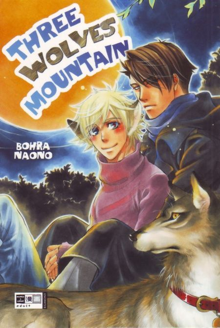 Three Wolves Mountain - Das Cover