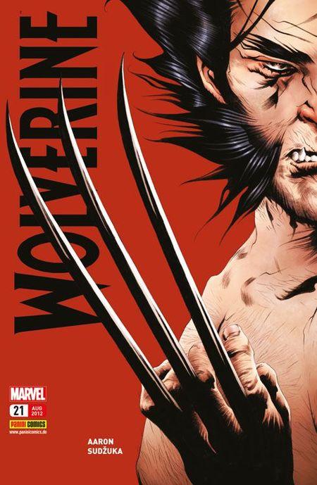 Wolverine 21 - Das Cover