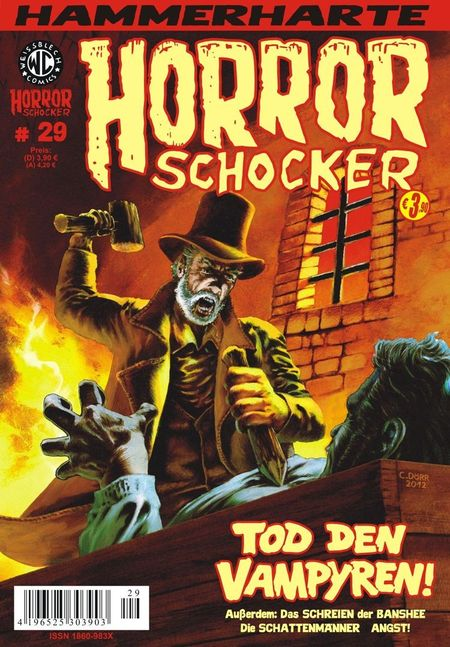 Horrorschocker 29 - Das Cover