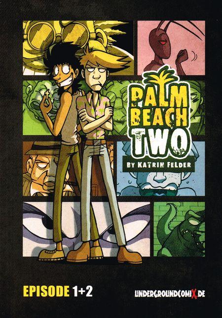 Palm Beach Two - Das Cover