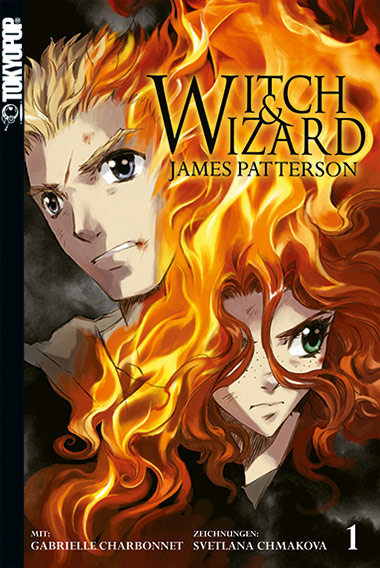 Witch & Wizard 1 - Das Cover