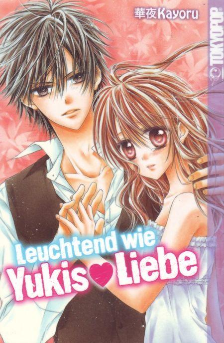 Leuchtend wie Yukis Liebe - Das Cover