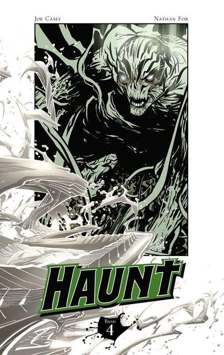 Haunt 4 - Das Cover