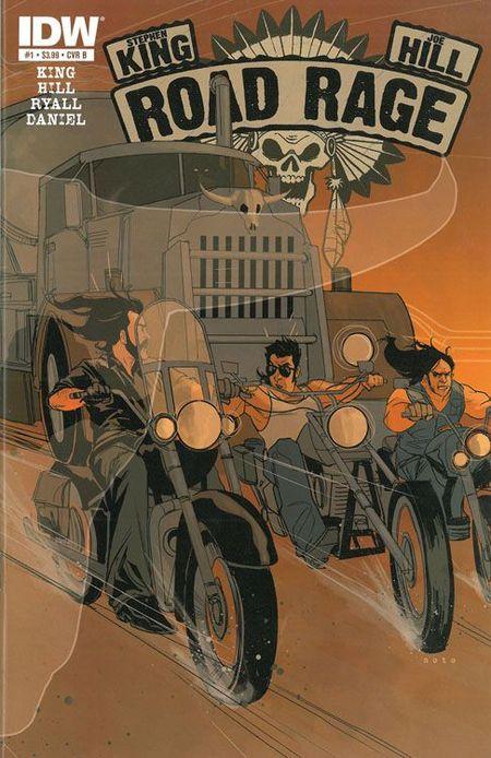 Road Rage - Das Cover