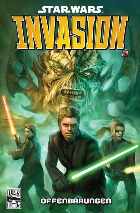 Star Wars Sonderband 68: Invasion III-Offenbarungen - Das Cover