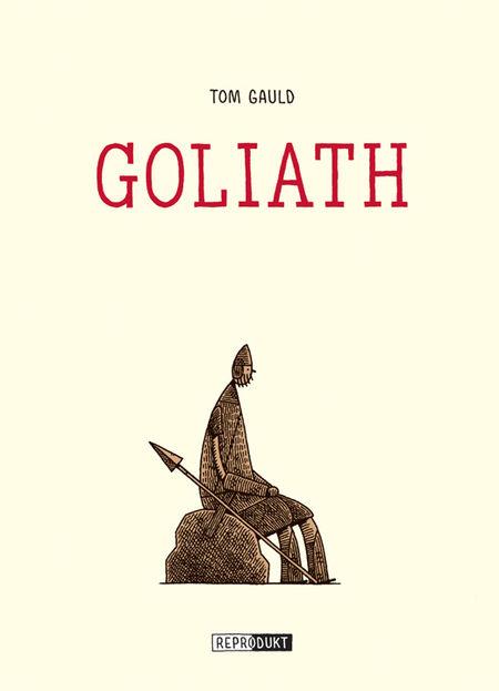 Goliath - Das Cover