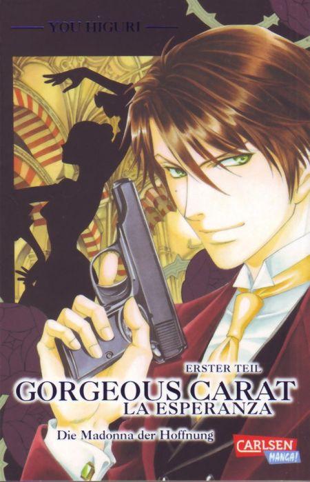 Gorgeous Carat - La Esperanza 1 - Das Cover