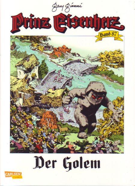 Prinz Eisenherz - Das Cover