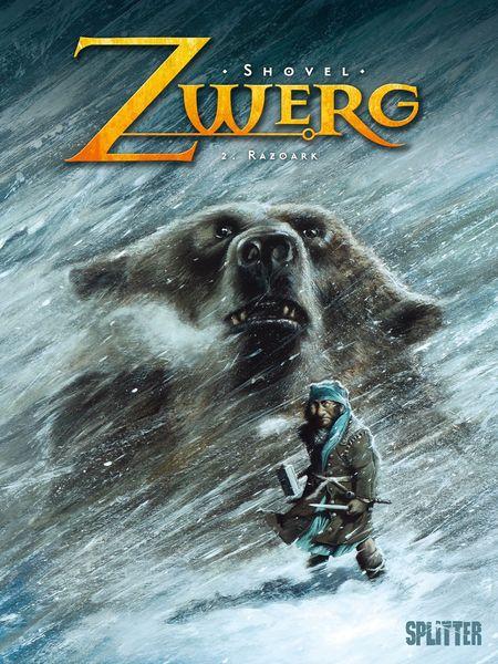 Zwerg 2: Razoark - Das Cover