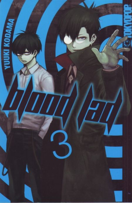 Blood Lad 3 - Das Cover