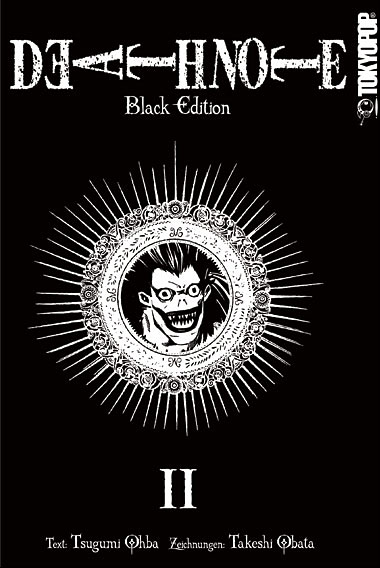 Death Note - Black Edition 2 - Das Cover