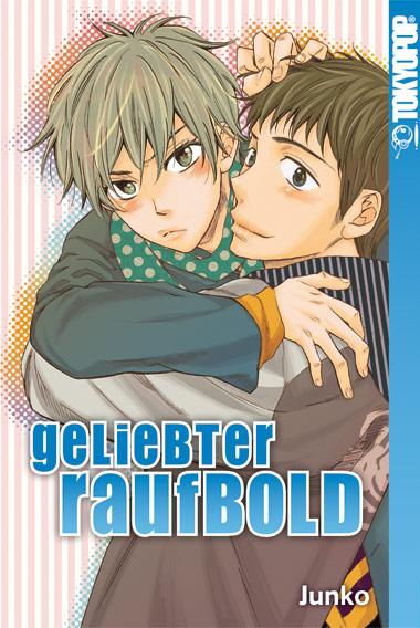 Geliebter Raufbold - Das Cover