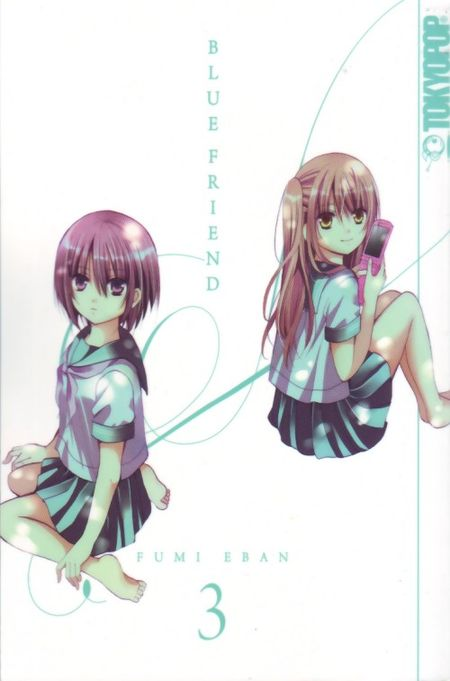 Blue Friend 3 - Das Cover