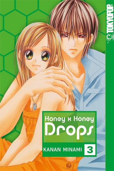 Honey X Honey Drops 3 (2 in1) - Das Cover