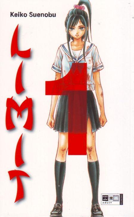 Limit 1 - Das Cover