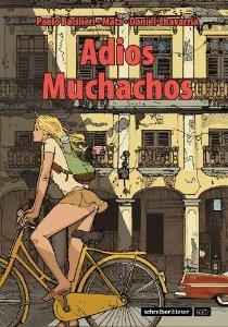 Adios Muchachos - Das Cover