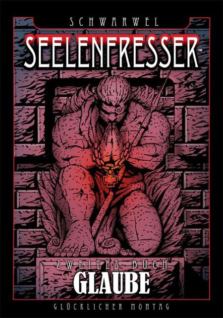 Seelenfresser Zweites Buch - Das Cover