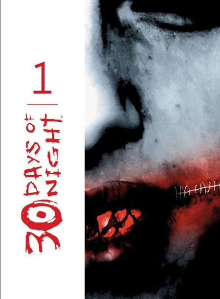 30 Days of Night 1: Die Barrow-Trilogie - Das Cover
