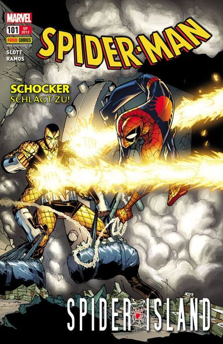 Spider-Man 101 - Das Cover