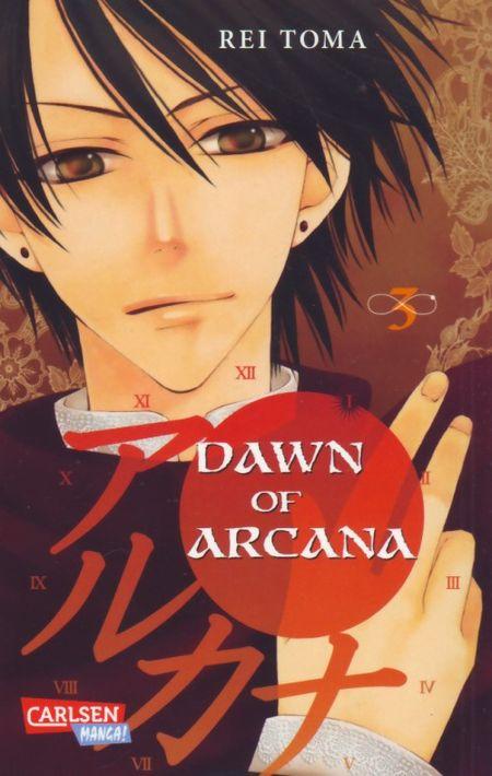 Dawn of Arcana 3 - Das Cover