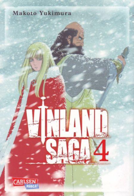 Vinland Saga 4 - Das Cover