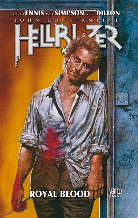 Hellblazer: Garth Ennis Collection 2 - Das Cover